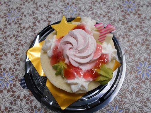 もっちりどらケーキ