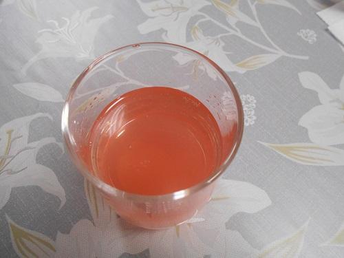 果実仕立ての梅酒カクテル
