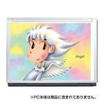 天使のイラスト・ラップトップスキン