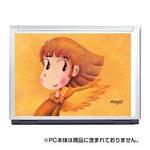 天使のイラスト2・ラップトップスキン