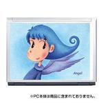 天使のイラスト6・ラップトップスキン