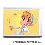 天使のイラスト9・ラップトップスキン