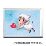 天使のイラスト10・ラップトップスキン