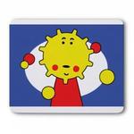 太陽キャラクターのランチョンマット・ジグソーパズル他