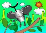 昆虫キャラクター・イメージ
