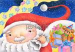 低価格商用イラスト「クリスマスプレゼント・画像」