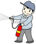 消火訓練・消火器・火災予防