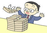 資産消滅、金融資産消失