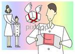 臓器移植、ドナー、レシピエント