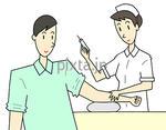 画像データ販売 「血液検査・採血・血液採取」