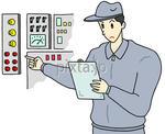 指差呼称・設備点検・確認作業