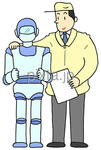 ロボット技術開発・ヒューマノイド技術開発・技術者