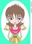 女の子・少女・女性・天使・エンジェル