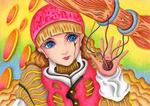 サイボーグ・少女・アンドロイド・人造人間・人形