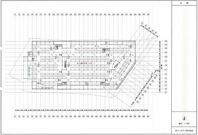 地下2階フロア図
