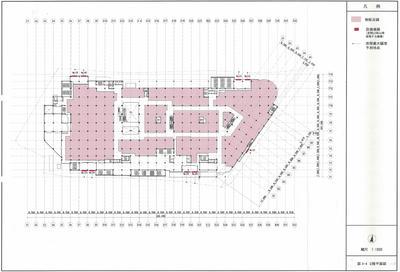 地上2階フロア図