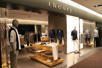 「theory men」新丸の内ビルディング店