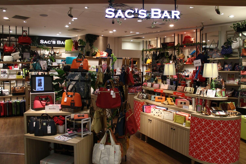 武蔵小杉東急スクエアの「SAC'S BAR」」
