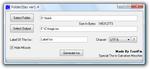 Folder2Iso
