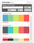 Desktop Color Finder