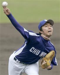 広0-7中(13日) 吉見が2試合連続完封:中スポ