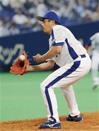 中10-3広(7日) 山本昌、1年ぶりの勝利:中スポ