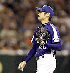 中田、まだ暴れてない 竜9連戦5割で終了:中スポ