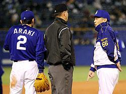 落合竜、守り勝つ野球出来ず 先発投手陣の勢いにかげり:サンスポ