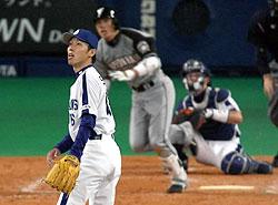 佐藤充、あと1つ… 1年10カ月ぶり勝利吹っ飛んだ:中スポ
