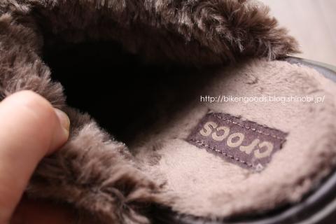crocs cobbler eva lined clog 中敷