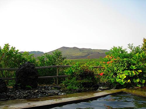 ... 大島温泉ホテルで朝風呂&朝食