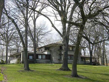 Raymond W.Evans house