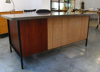 Florence Knoll Small Executive Desk