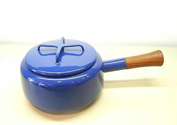 DANSK Pondue Pot Vintage
