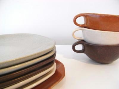 Roseville Raymor Modern Stoneware
