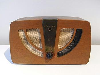 Eames Zenith Radio