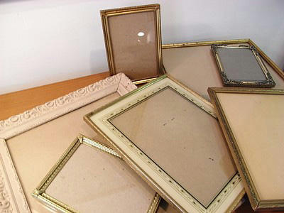 Vintage Photo Picture Frame