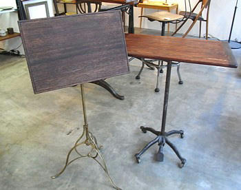 Vintage Antique Drawing Table