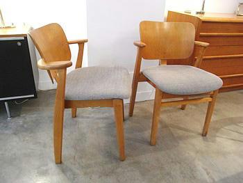 Vintgae Knoll Doms Chair