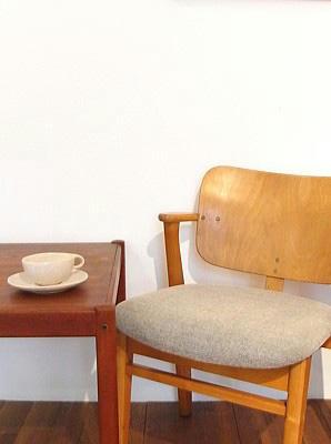 Ilmari Tapiovaara Domus Chair Vintage Knoll
