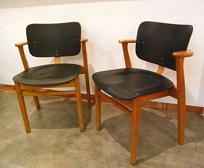 Vintage Knoll Ilmari Tapiovaara Domus Chair