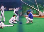 荒木さんと横浜のたぶん27の人…<br />ちなみに荒木さんの横は孝介さん。