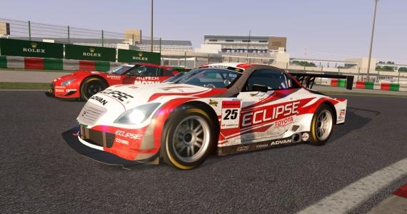 SHIBAURA Assetto Corsa 2017 Round 17(SGT R6) JPN Server