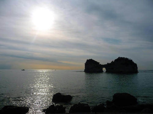 円月島2012