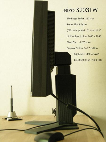 nanao eizo FlexScan S2031W
