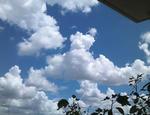 08/13夏の空