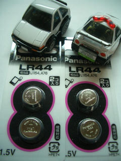 LR44電池