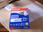 メモリースティックproduo2G買っちゃった。