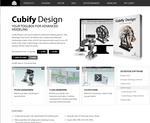 CubifyDesignサイトイメージ