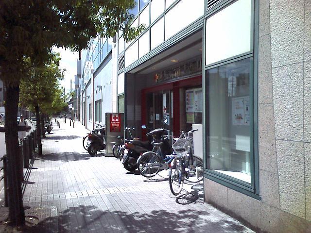 茨木駅前の献血センター
